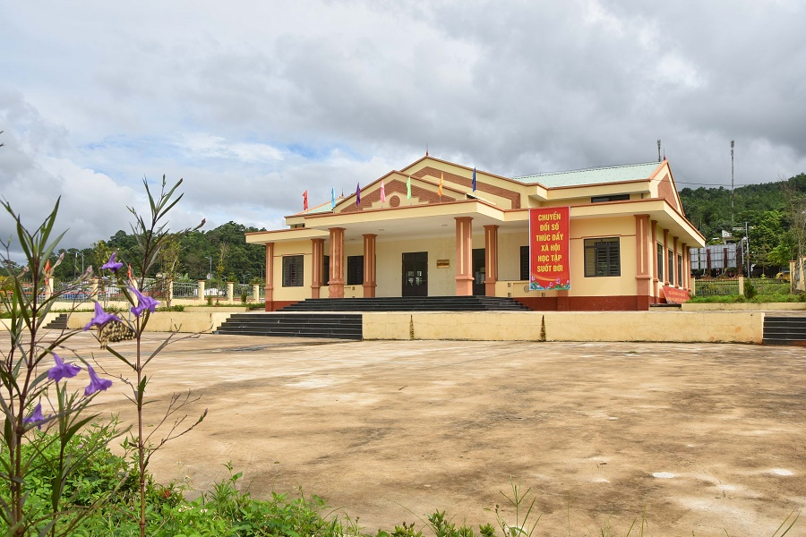 Xã Hoành Môn huyện Bình Liêu