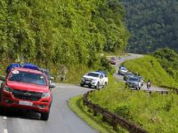 Đi lên Bình Liêu bằng xe ô tô