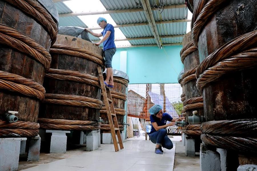 Xưởng nước mắm Lê Gia