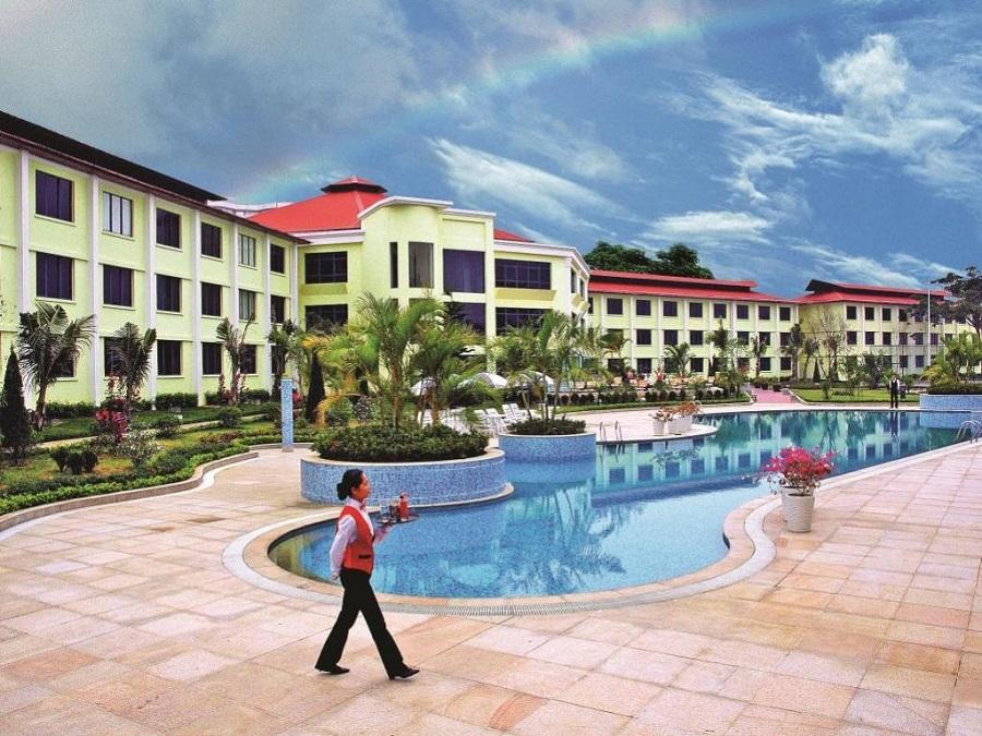 Đồ Sơn Resort là tổ hợp nghỉ dưỡng sang trọng, tiện nghi
