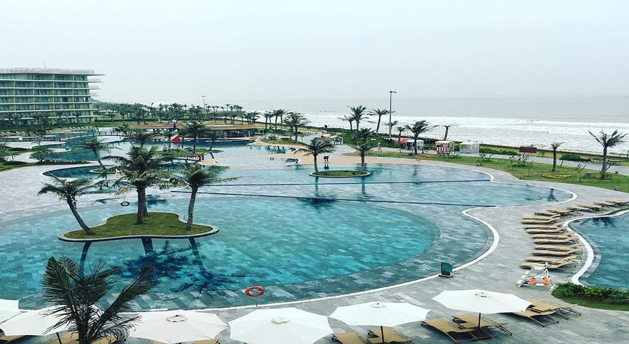 """FLC Resort - """"Vương quốc mới"""" trong bản đồ khu du lịch Đồ Sơn"""