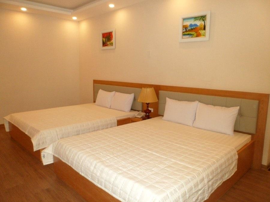 Phòng VIP hai giường đôi