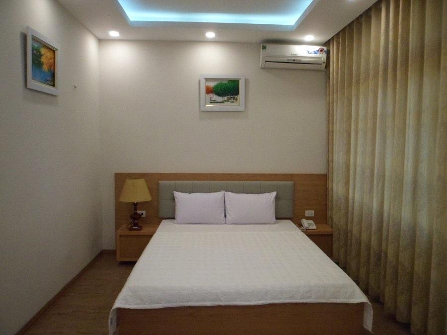 Phòng VIP một giường đơn, một giường đôi