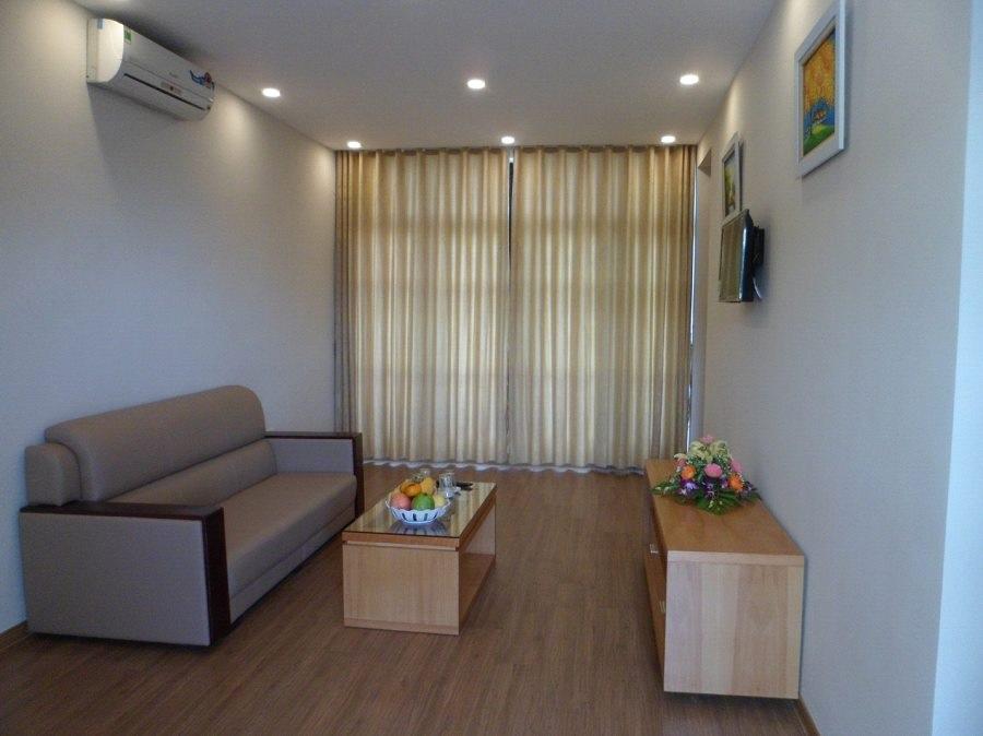 Phòng khách riêng biệt của phòng VIP 1 giường đơn, 1 giường đôi