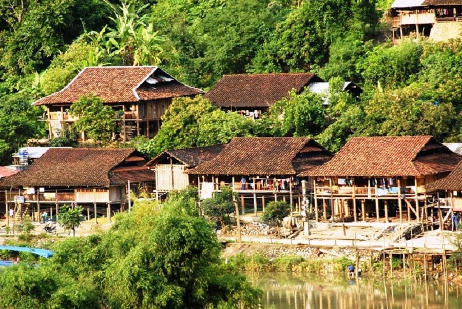 Ngôi làng cổ nhất ở Bình Liêu