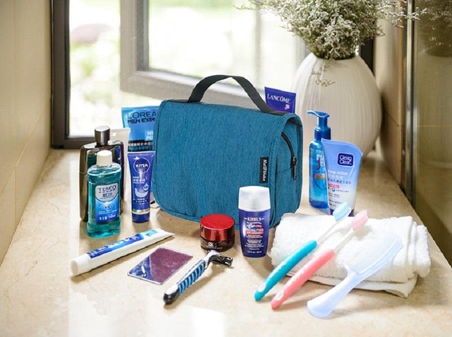 Chuẩn bị đầy đủ đồ khi đi du lịch