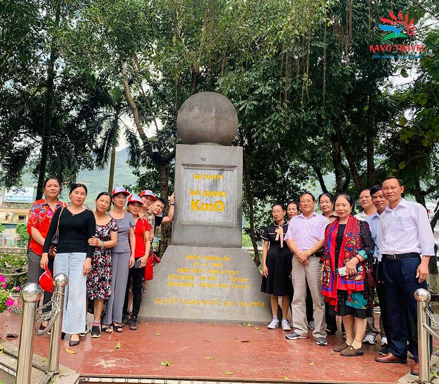 Công ty TNHH VITRAC Long Bình du lịch Hà Giang