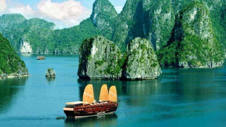 Du lịch trong nước ngày càng phát triển