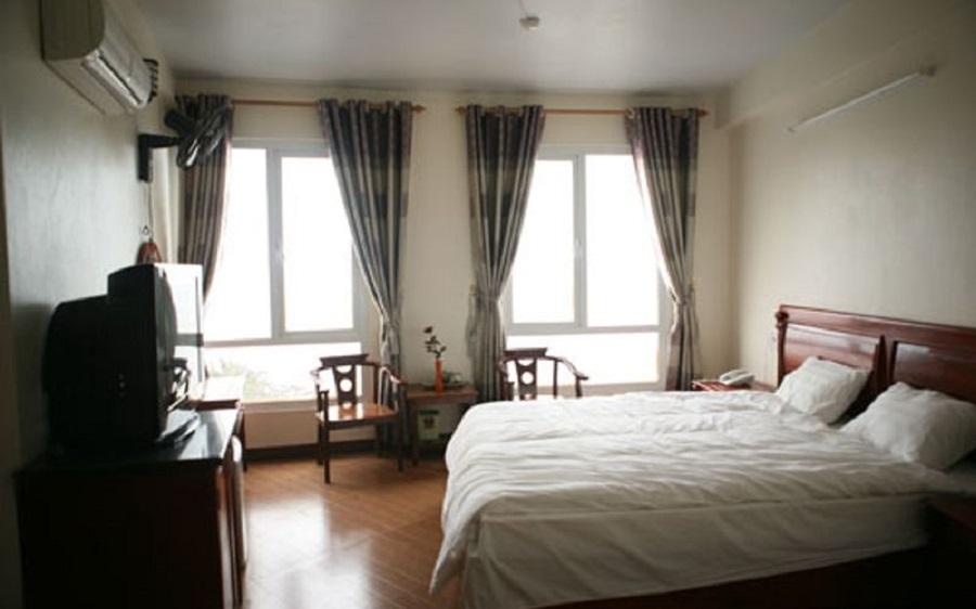 Tiện nghi đầy đủ của khách sạn Biển Nhớ Đồ Sơn