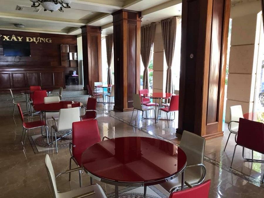 Không gian khách sạn Xây dựng Đồ Sơn sẽ không khiến bạn thất vọng