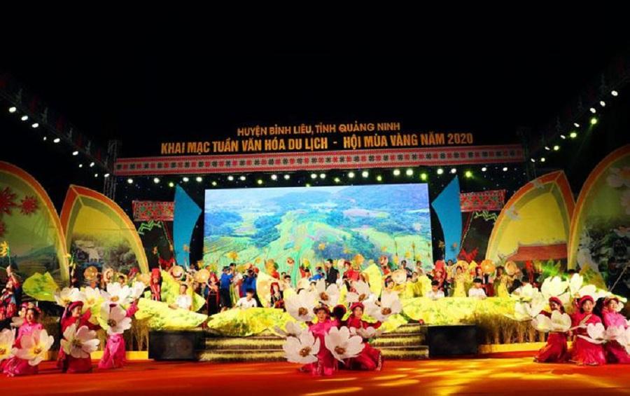 Lễ hội Mùa Vàng Bình Liêu