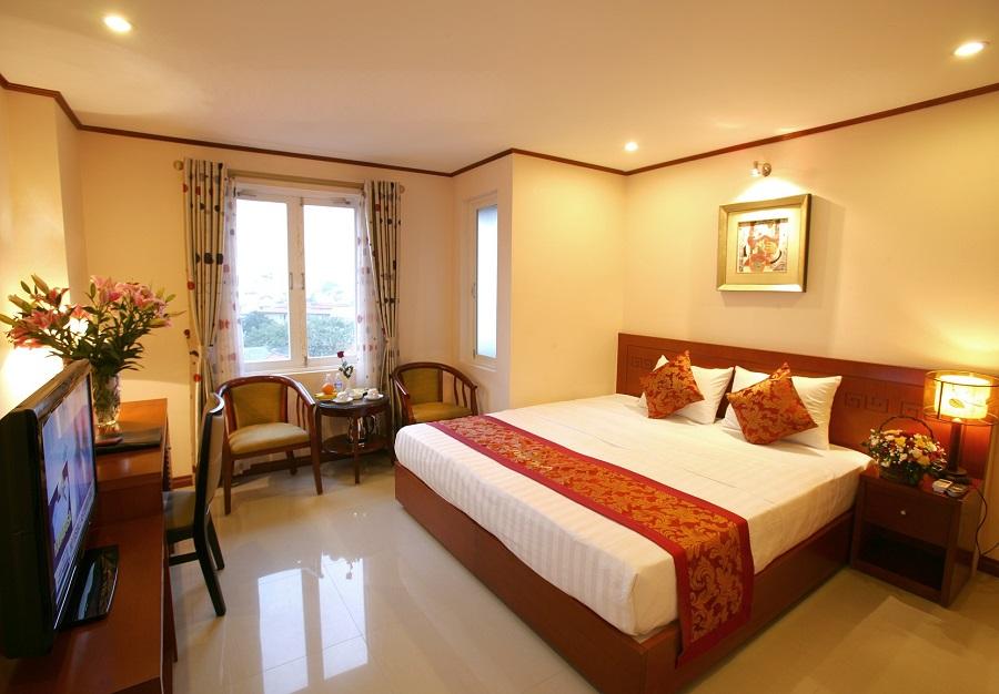 Hãy chọn phòng khách sạn đáp ứng nhu cầu của mình