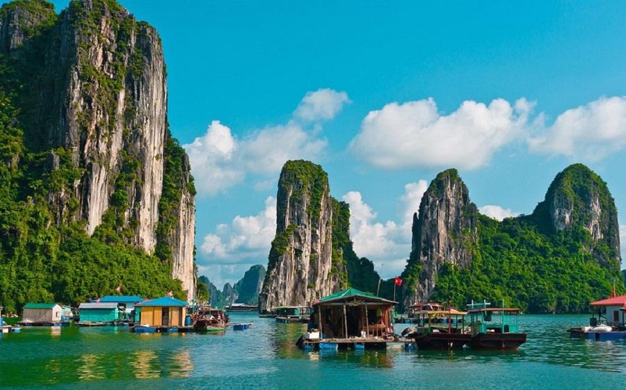 Vịnh Hạ Long - di sản thiên nhiên thế giới đã được UNESSCO công nhận