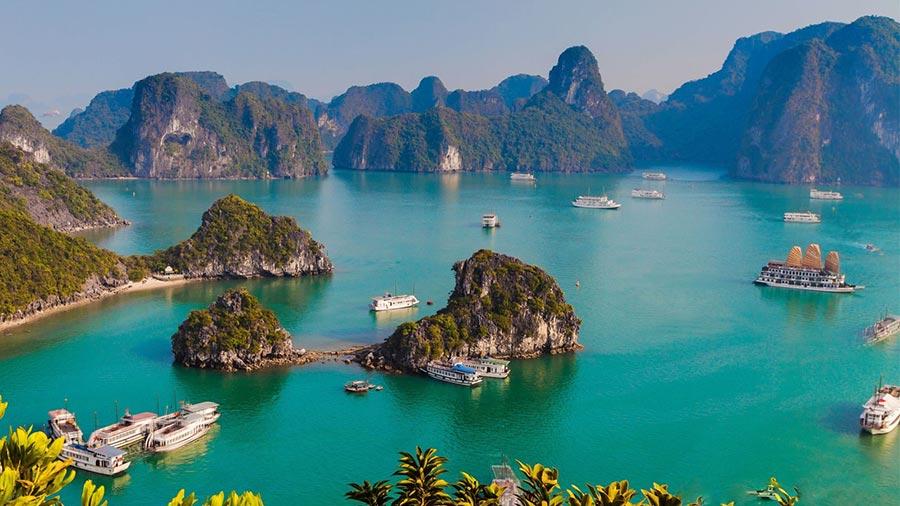 Vịnh Hạ Long là một trong 7 kỳ quan của thế giới