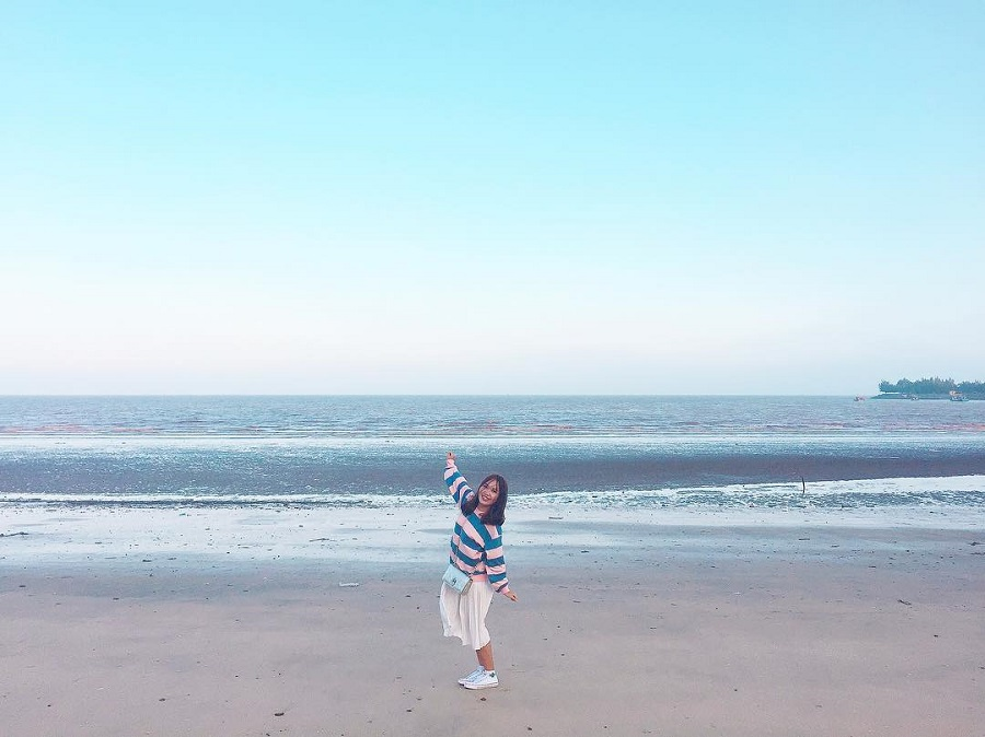 Vẻ đẹp bãi biển Đồ Sơn