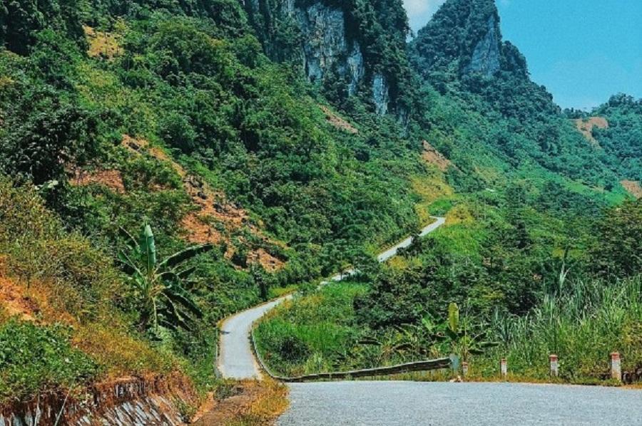 Cung đường phượt tới Na Hang