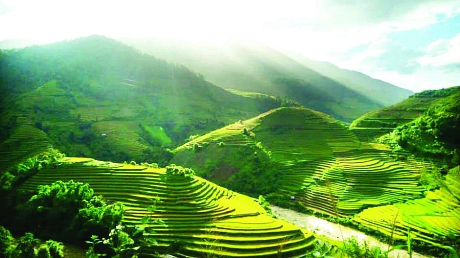 Đèo Khau Phạ - đệ nhất đèo Tâu Bắc