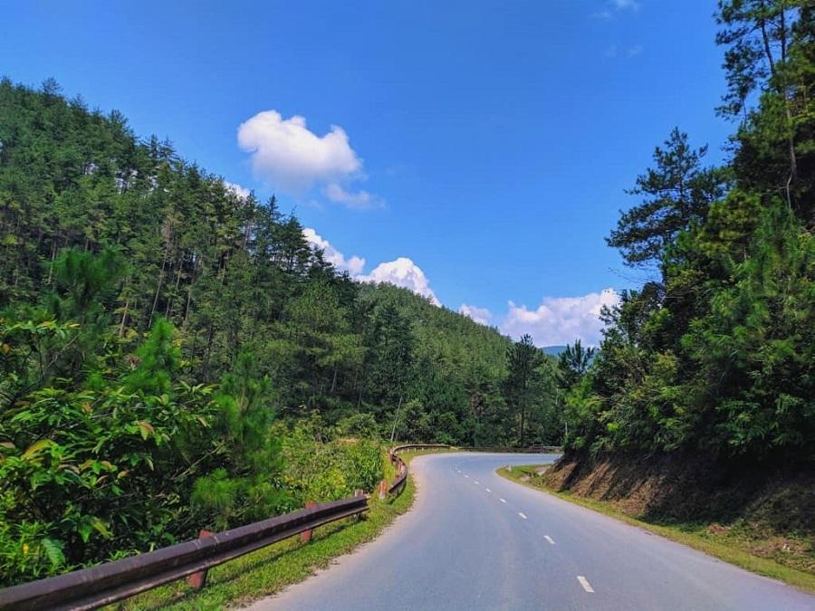 """Đèo Khau Phạ - một trong """"tứ đại đỉnh đèo"""" Tây Bắc"""