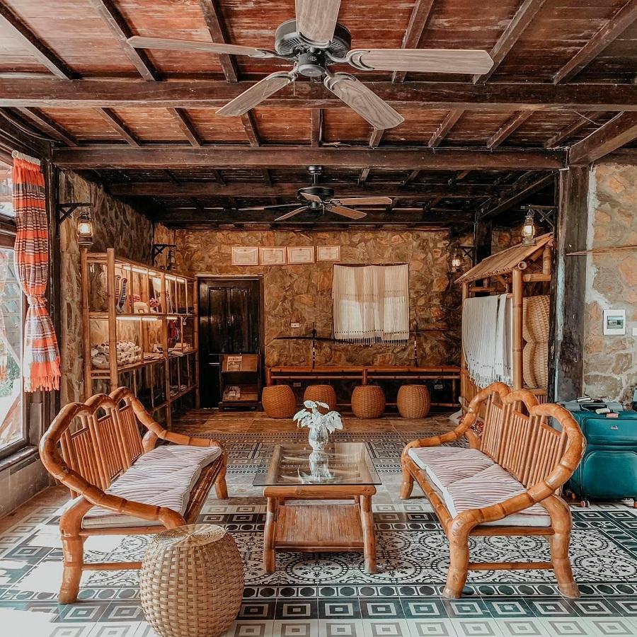 Thiết kế phòng đơn giản nhưng rất ấm cúng