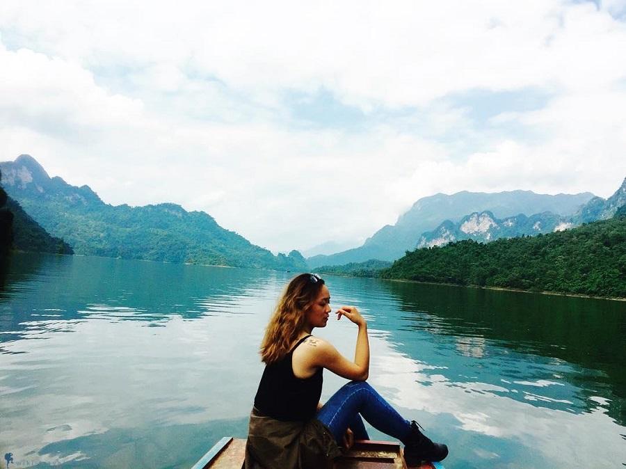 Na Hang là điểm đến du lịch hấp dẫn thuộc tỉnh Tuyên Quang