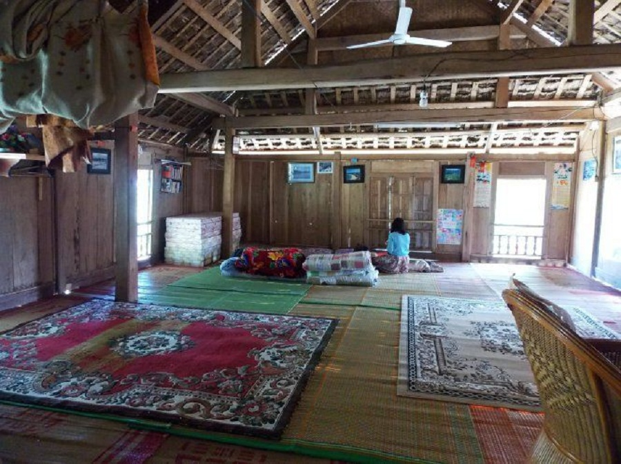 Nhà nghỉ cộng đồng cho khách đoàn