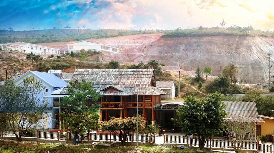 Hình ảnh lung linh của homestay Suối Kim