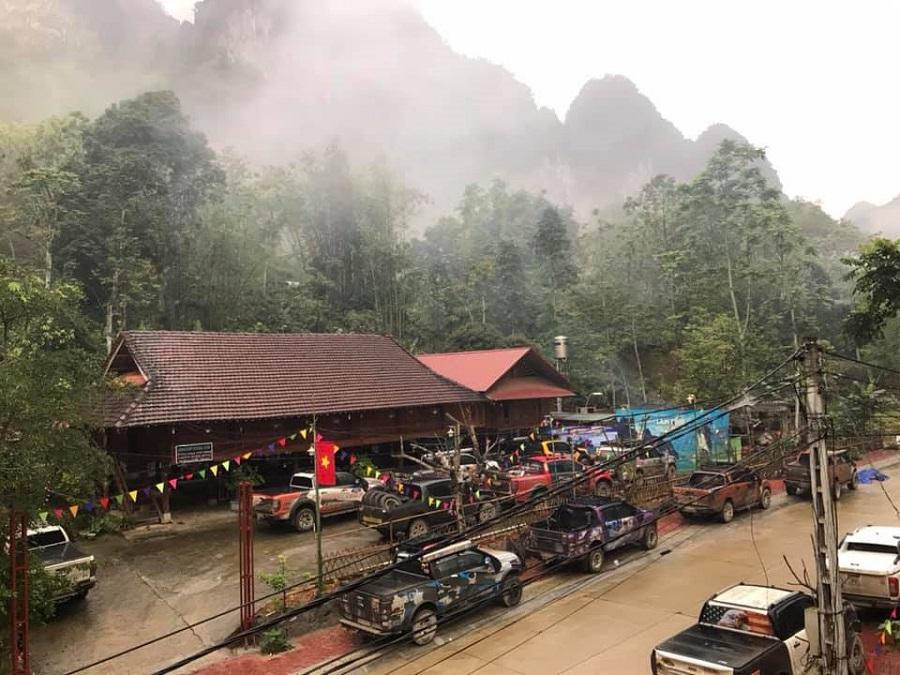 Homestay Hoàng Tuấn đón lượng lớn khách lưu trú