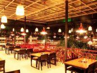 Không gian nhà hàng cạnh biển Đồ Sơn đẹp