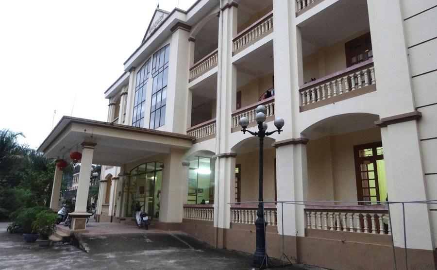 Khách sạn Suối Mơ ở Thị trấn Mù Cang Chải