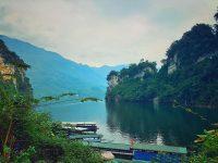 Cảnh đẹp tại Na Hang Tuyên Quang