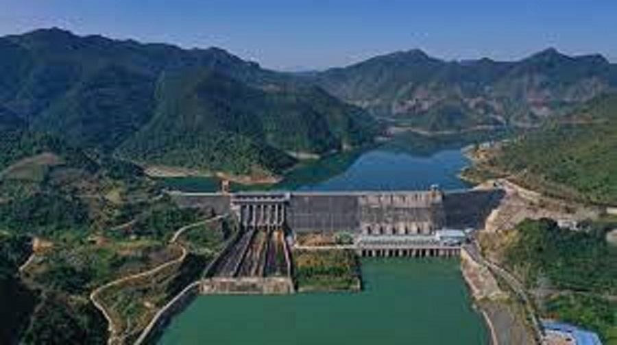 Hình ảnh nhà máy thủy điện Na Hang