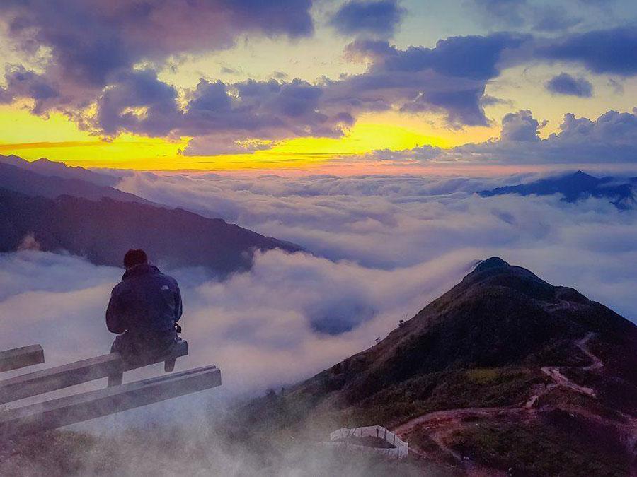 Trải nghiệm cảm giác săn mây cực hấp dẫn tại Na Hang