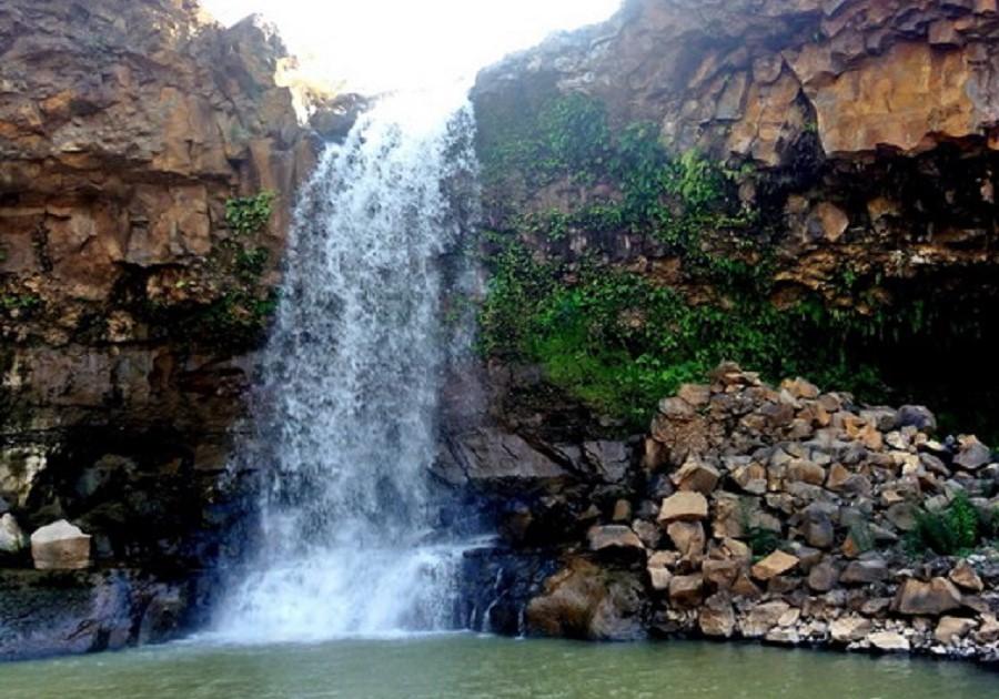 thác Pú Nhu, vẻ đẹp trong lành, tình khôi của đất trời Mù Cang Chải