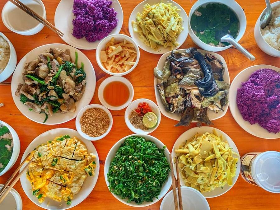 Những món ăn đặc sản ở Mù Cang Chả