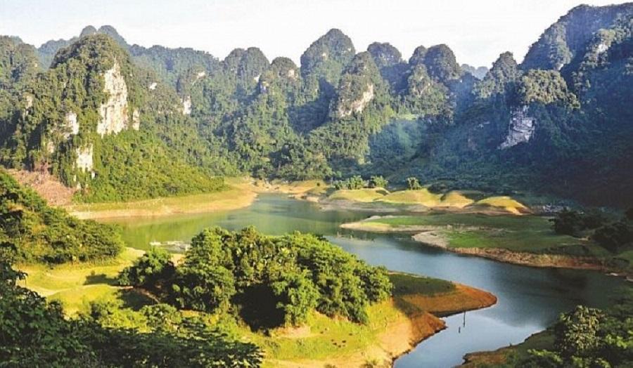 Vùng đất Thượng Lam thơ mộng