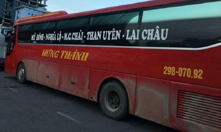 Từ Hà Nội đi Mù Cang Chải có những chuyến xe khách nào?