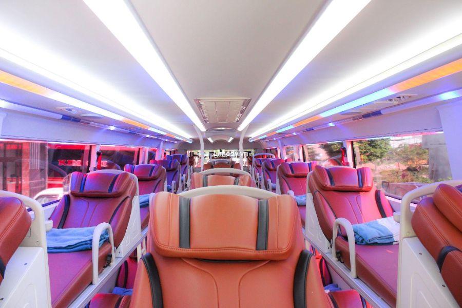 Nhà xe Quang Bắc có tuyến đi Na Hang phục vụ khách du lịch