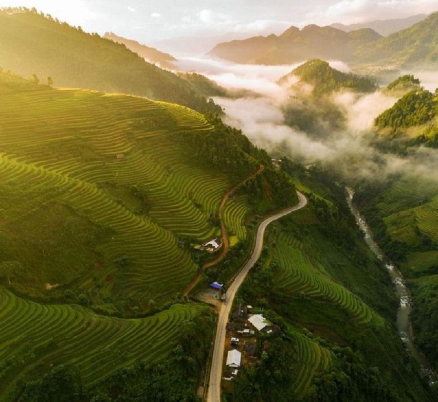 Chuẩn bị thật kĩ và an toàn để chinh phục đèo Khau Phạ nhé!