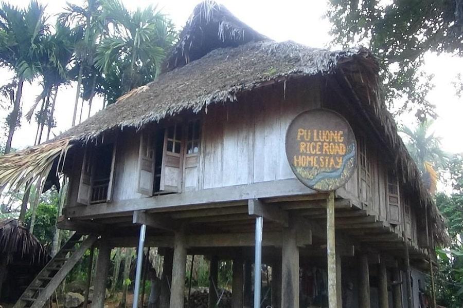 Pu Luong Riceroad Homestay