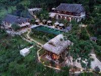 Toàn cảnh khu nghỉ dưỡng Pu Luong Eco Garden