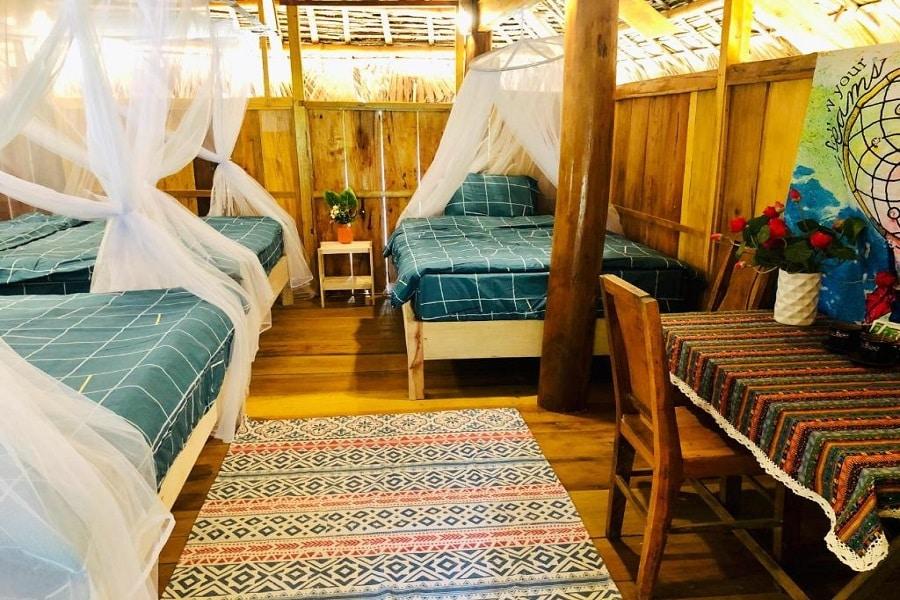 Puluong Riverside Lodge