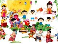 Tết trung thu trong ký ức tuổi thơ