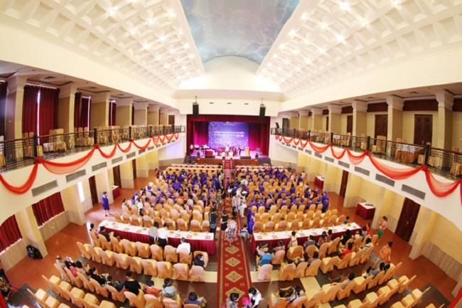 Việt Nam được đánh giá là điểm đến lý tưởng cho loại hình du lịch MICE hiện nay với những thuận lợi về mọi mặt