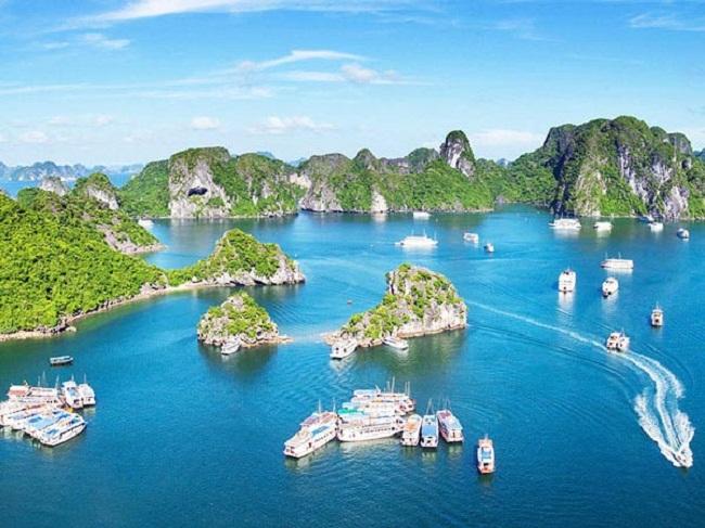 Điểm đến du lịch hàng đầu châu Á.