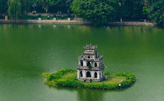 Hồ Gươm - trái tim của thủ đô