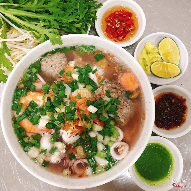 Hủ tiếu Nam Vang Sài Gòn