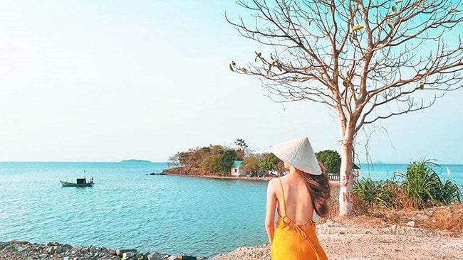 Khám phá thiên nhiên quanh đảo Hải Tặc