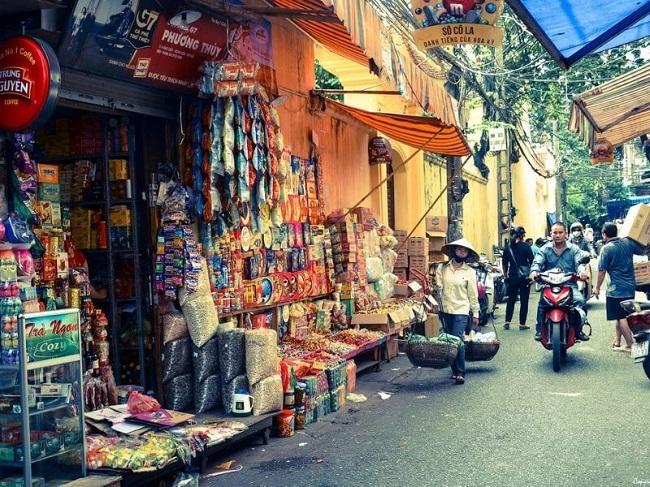 Hà Nội 36 phố phường có lịch sử lâu đời