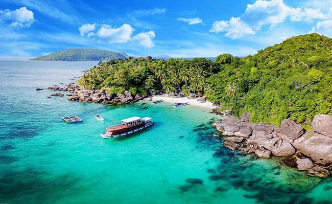 Phú Quốc với cảnh sắc thiên nhiên tươi đẹp, bát ngát