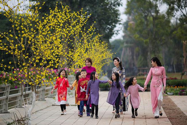 Các tour du lịch Tết giúp gia đình tiết kiệm chi phí